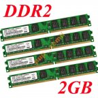 Новая Kingston DDR2 2Gb 6400 800Мгц AMD 2G ГАРАНТИЯ