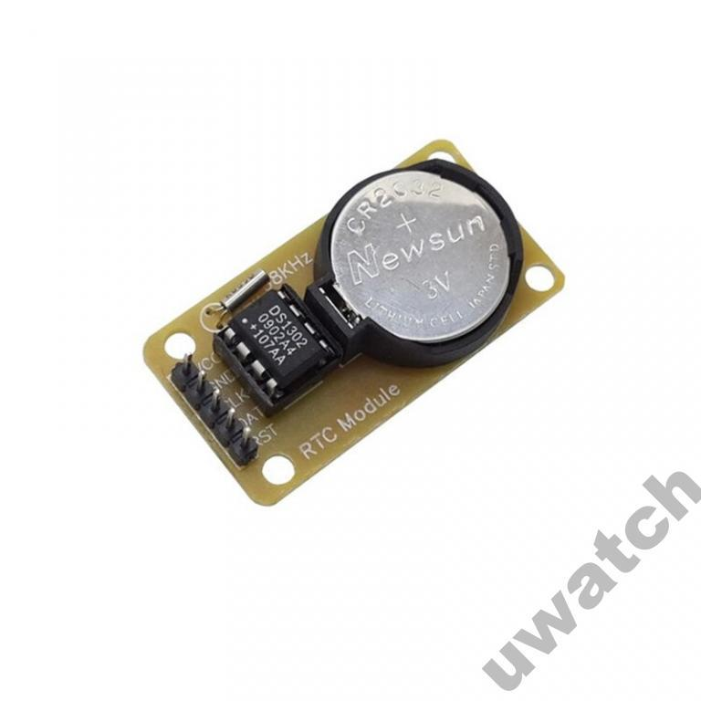 DS1307 I2C RTC DS1307 24C32 Real Time Clock Module