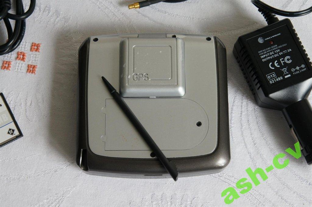 GPS навигатор CABLE WIRELESS CWSNS1000