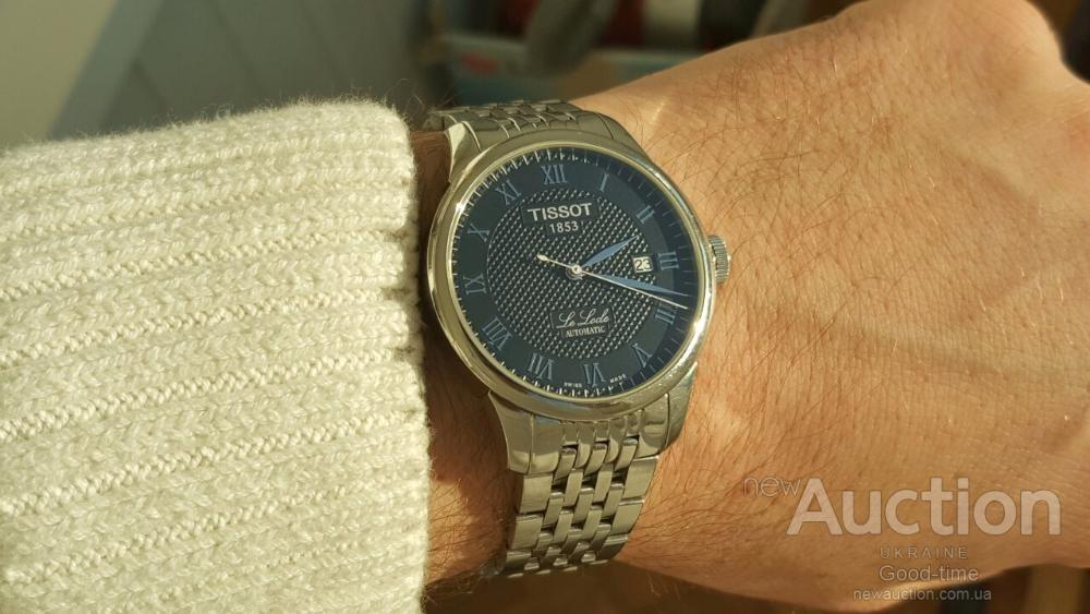Tissot le locle quartz