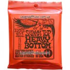 Струны для электрогитары 10-52 Ernie Ball Skinny Top Heavy Bottom 2215 США