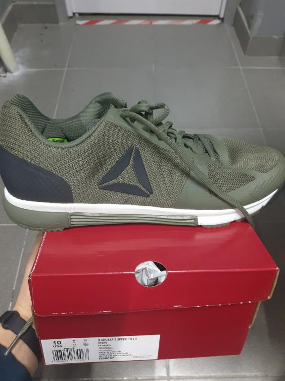 КРОССОВКИ REEBOK CROSSFIT SPEED TR 2.0