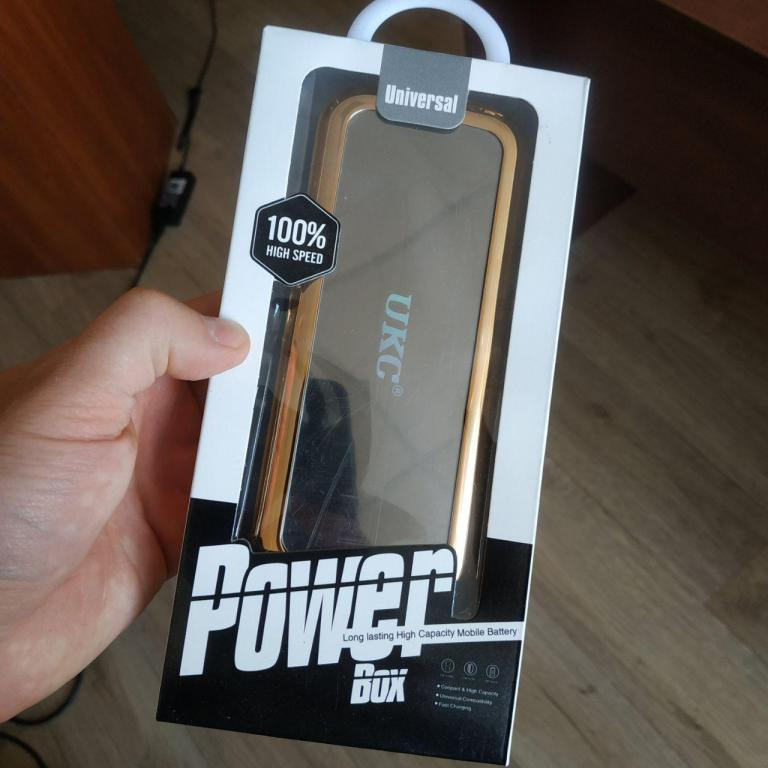 Мощный Power bank UKC  55000 mAh