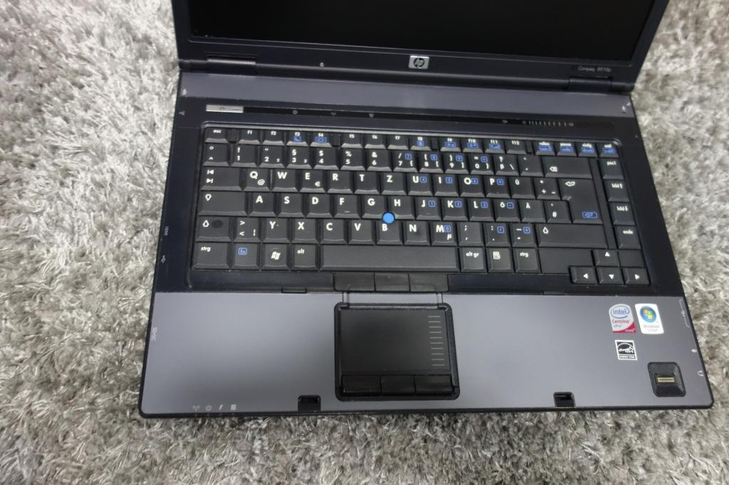 "Ноутбук HP Compaq 8510p Core 2 Duo 2.5GHz 15,4"" 1680x1050"