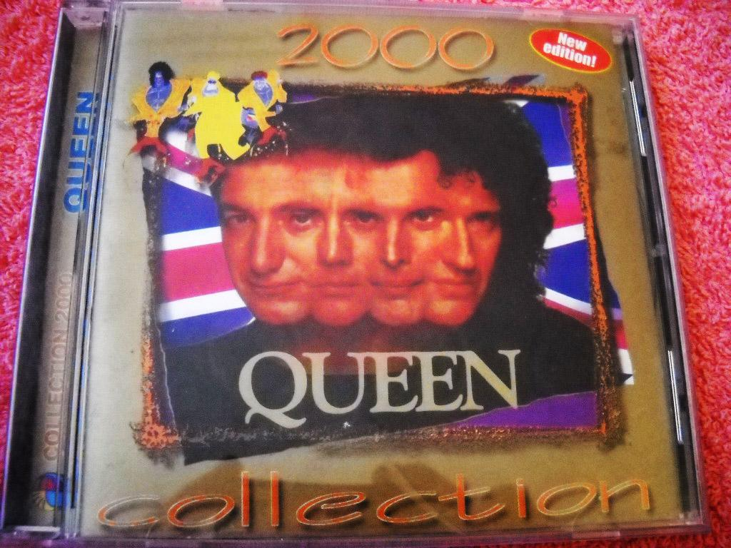 Queen Collection 2000 CD