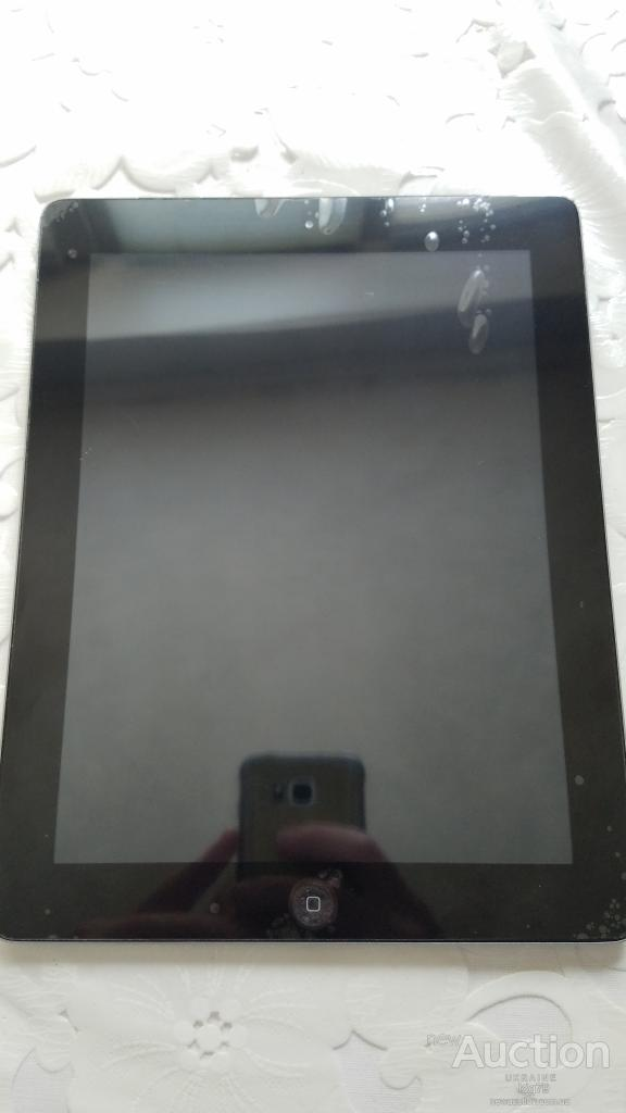 Apple iPad 4-th Gen A1460 RETINA + 3G GSM